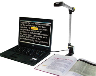 Image of the PEARL Portable Reader